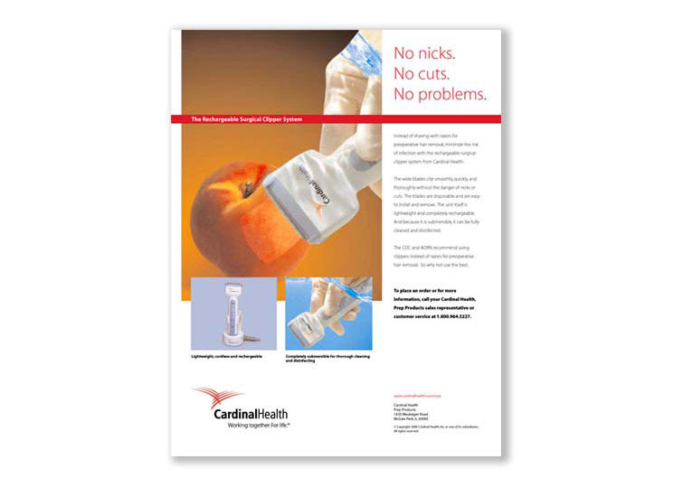 Cardinal Health Prep Products